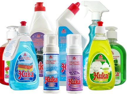 Выбор товаров для дезинфекции