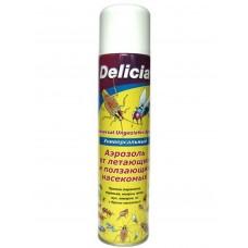 Delicia Contra Insect аэрозоль универсальный 400мл