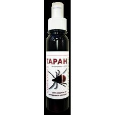 """Инсектоакарицидное средство """"Таран антиклещ"""" спрей 100мл от клещей и комаров"""